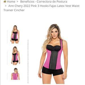 NWT Ann Chery Waist Trainer size 32 (S)